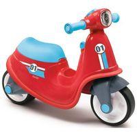 Hulajnogi, Smoby hulajnoga-skuter dziecięcy czerwony