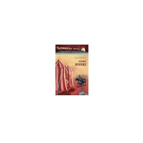 Książki dla dzieci, Czarny rycerz (opr. miękka)