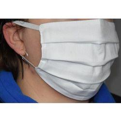 Maseczka ochronna bawełniana wielokrotnego użytku Maska ochronna, maseczka ochronna na twarz