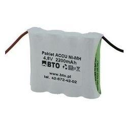 Akumulator NiMH AA 4.8V 2.2Ah 4S1P