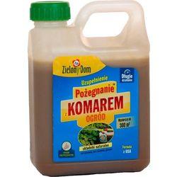 Zielony Dom Pożegnanie z Komarem OGRÓD 950 ml uzupełniacz