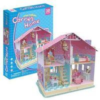 Domki dla lalek, Puzzle 3D Carries Home Domek dla lalek