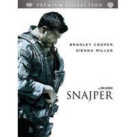 Filmy wojenne, Snajper (Premium Collection) (DVD) - Clint Eastwood DARMOWA DOSTAWA KIOSK RUCHU
