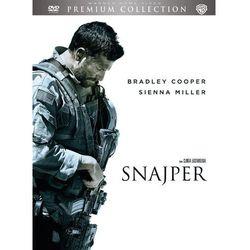 Snajper (Premium Collection) (DVD) - Clint Eastwood DARMOWA DOSTAWA KIOSK RUCHU