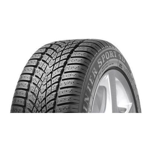 Opony zimowe, Dunlop SP Winter Sport 4D 225/50 R17 98 H