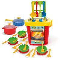 Kuchnie dla dzieci, Party World Kuchnia + akcesoria 31 elementów