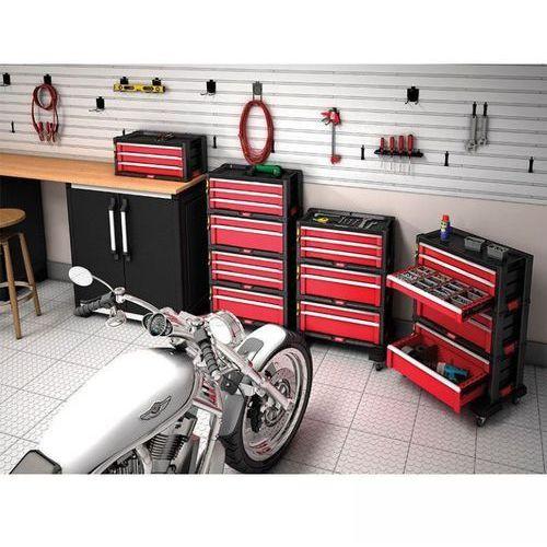 Regały warsztatowe, Box narzędziowy 2 szuflady Keter