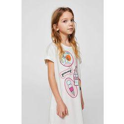 Mango Kids - Sukienka dziecięca Yummy 104-164 cm