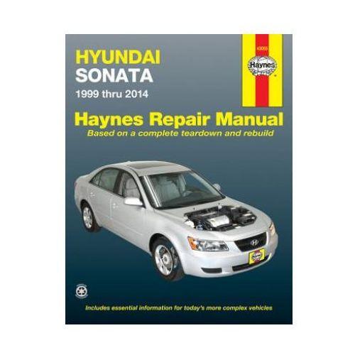 Biblioteka motoryzacji, Hyundai Sonata (99 - 12) (USA)
