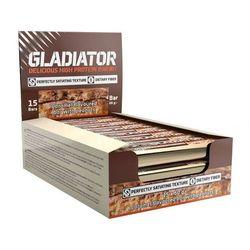 Baton wysokobiałkowy OLIMP Gladiator High Protein Bar 15x60g