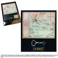 Rzeźby i figurki, Klucz i Mapa Thorina z filmu Hobbit Noble Collection (NN1243)
