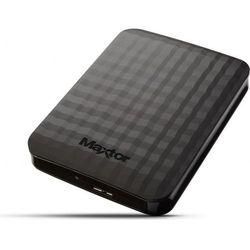 Dysk zewnętrzny HDD Maxtor 500 GB STSHX-M500TCBM