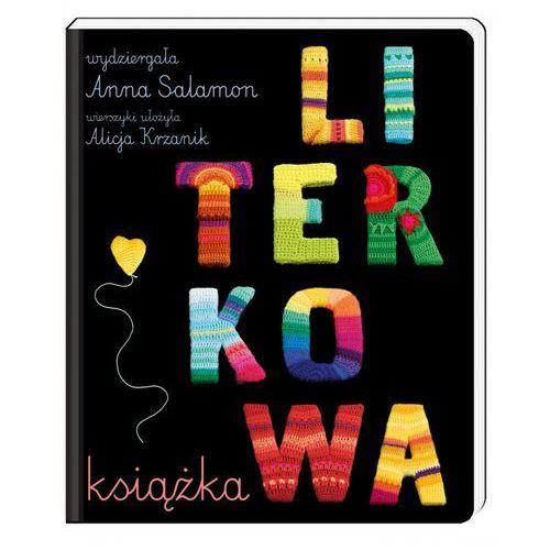 Książki dla dzieci, Literkowa książka (opr. twarda)