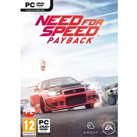 Gry na PC, Need for Speed Payback (PC)
