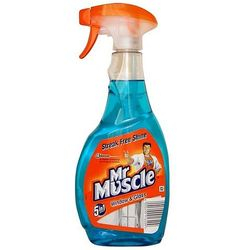 Płyn do szyb Mr Muscle 500ml rozpylacz