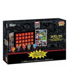 Brelok Funko Kalendarz adwentowy - Pop! Vinyl: Marvel Marvel (24 figurki)