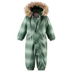 Kombinezon zimowy 1cz Reima Reimatec Lappi Zielony ombre - 8633 -50mix (-50%)