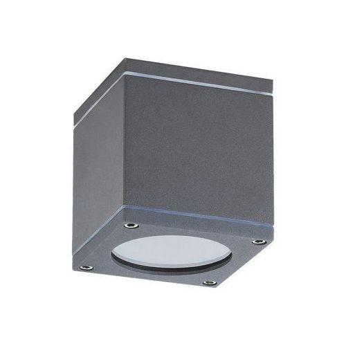 Lampy ścienne, Kinkiet Rabalux Akron 8149 lampa ogrodowa zewnętrzna 1x35W GU10 IP54 czarny