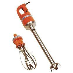 Mikser ręczny 500W   9000 obr./min.   długość ramienia 430mm   rozdrabniacz i trzepaczka