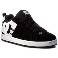 Męskie obuwie sportowe, Sneakersy DC - Court Graffik 300529 Black(001)
