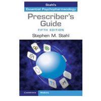 Książki o zdrowiu, medycynie i urodzie, The Prescriber's Guide