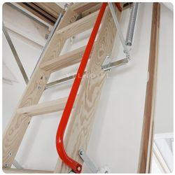 Poręcz do schodów strychowych Fakro LXH 50/13
