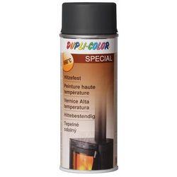 Spray Dupli Color Hitzefest czarny 800°C 400 ml