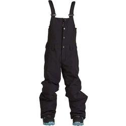 spodnie NIKITA - Girls Evergreen Bib Black (BLK) rozmiar: XS