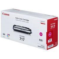 Tonery i bębny, Canon CRG-717M (2576B002) Magenta Darmowy odbiór w 19 miastach!