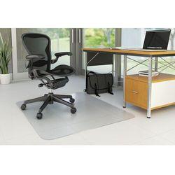 Mata pod krzesło Q-CONNECT, na podłogi twarde, 122x91,4cm, prostokątna