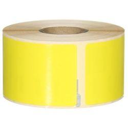 Etykiety samoprzylepne 99012 żółte - 36x89mm, 260 szt.