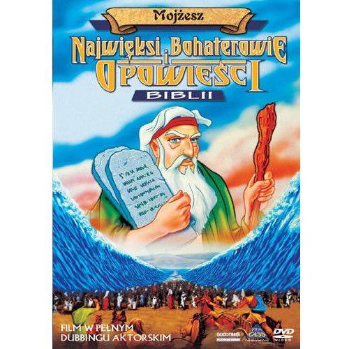 Filmy religijne i teologiczne, Mojżesz - film DVD