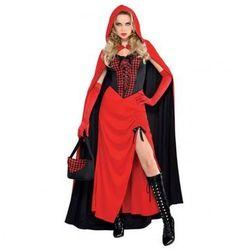 Kostium Czerwony Kapturek dla kobiety - M (10/12)