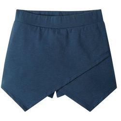 Spódnico-spodnie bonprix ciemnoniebieski
