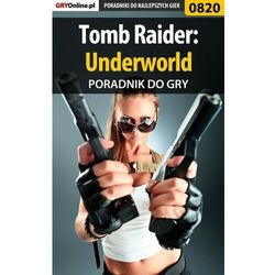 Tomb Raider: Underworld - Przemysław Zamęcki - ebook