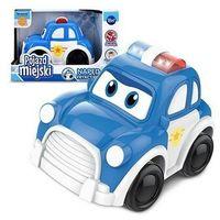 Jeżdżące dla dzieci, Pojazd miejski policja e-edu