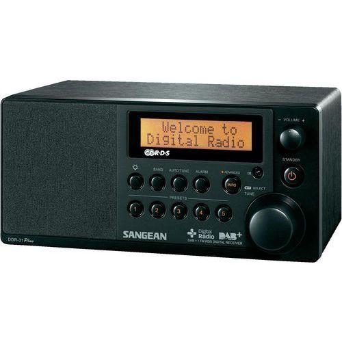Radioodbiorniki, Sangean DDR-31 - Radioodbiornik DAB+