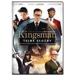 Kingsman. Tajne służby (DVD) - Vaughn Matthew DARMOWA DOSTAWA KIOSK RUCHU