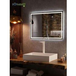 Lustro z oświetleniem ledowym do łazienki: JASMIN-05