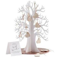 Księga gości weselnych - Drzewko Życzeń