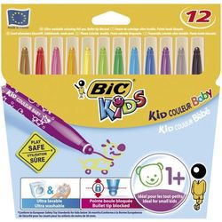 Pisaki Bic Kids Couleur Baby 902080 12kol.