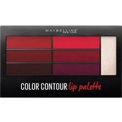 Color Drama Lip Contour Palette paleta do konturowania ust Crimson Vixen 4g