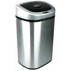 Kosz na odpady - bezdotykowy (80 litrów)