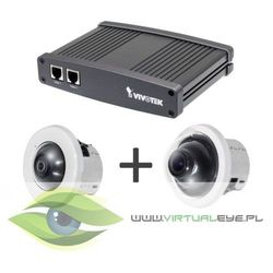 Kamera VIVOTEK VC8201-M13 (CU8131+CU8171)