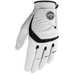 Rękawica golfowa CALLAWAY SYNTECH MLH (biała)