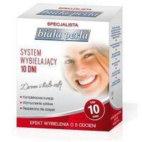 Środki do wybielania zębów, BIAŁA PERŁA System 10 Dni żel wybielający 65ml