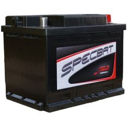Akumulator SPECBAT 12V 55Ah/450A wysoka