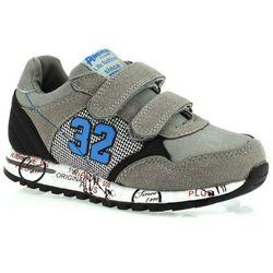 Sportowe buty dla dzieci American Club K152753 - Szary