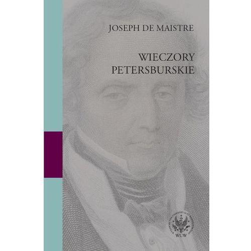 Filozofia, Wieczory petersburskie (opr. twarda)