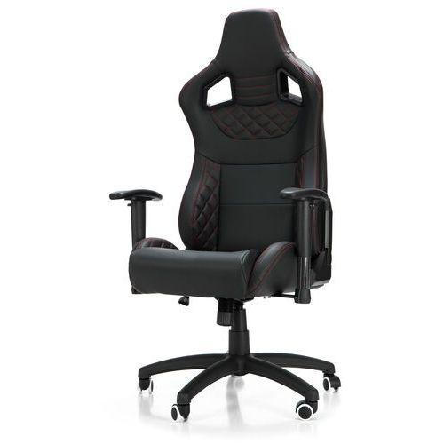 Fotele dla graczy, Obrotowy fotel gamingowy NORDHOLD - YMIR - carbon